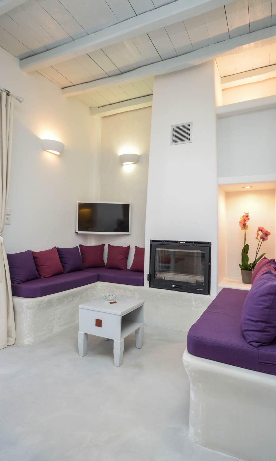 Santa Katerina Hotel , Two Bedroom Suite | Santa Katerina